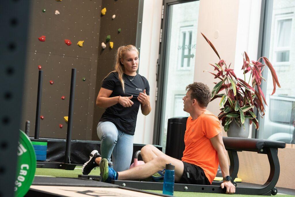 Fysiek Health Club Sartreweg