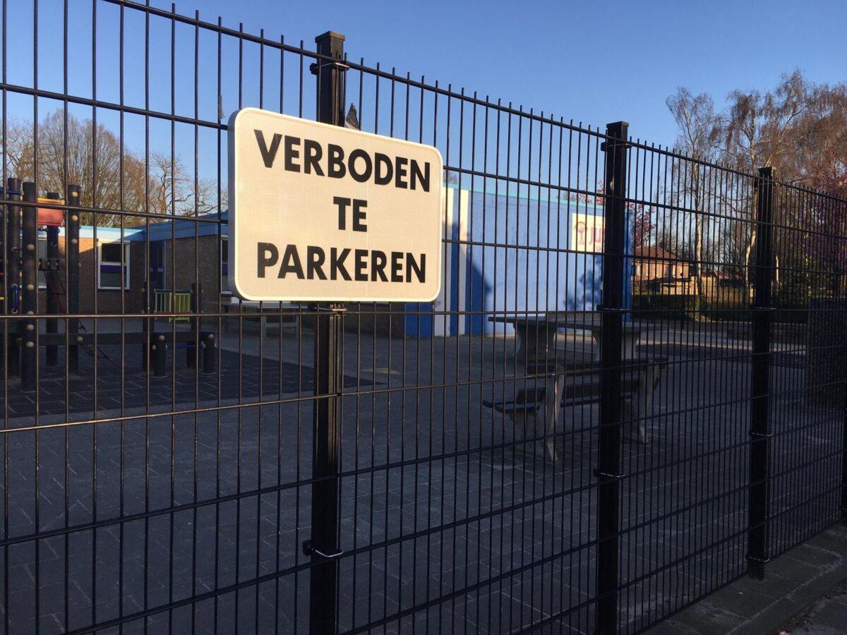 Verboden parkeren