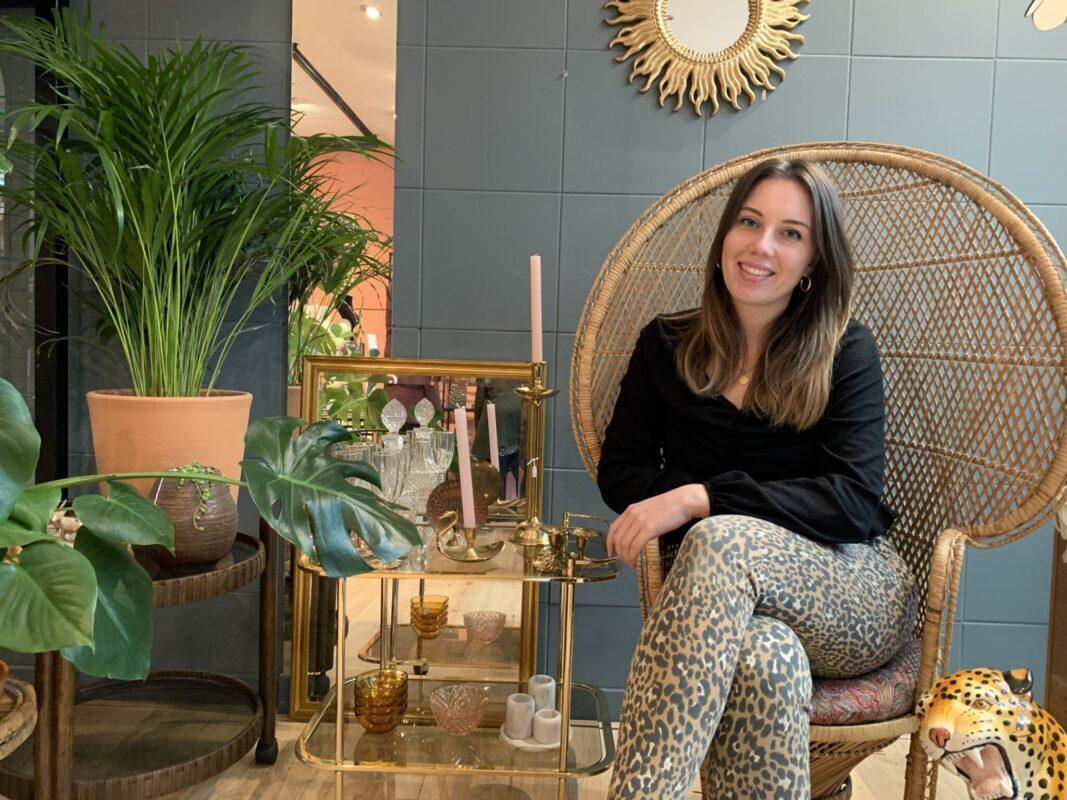 Maureen Berntsen van Thuis bij Mau