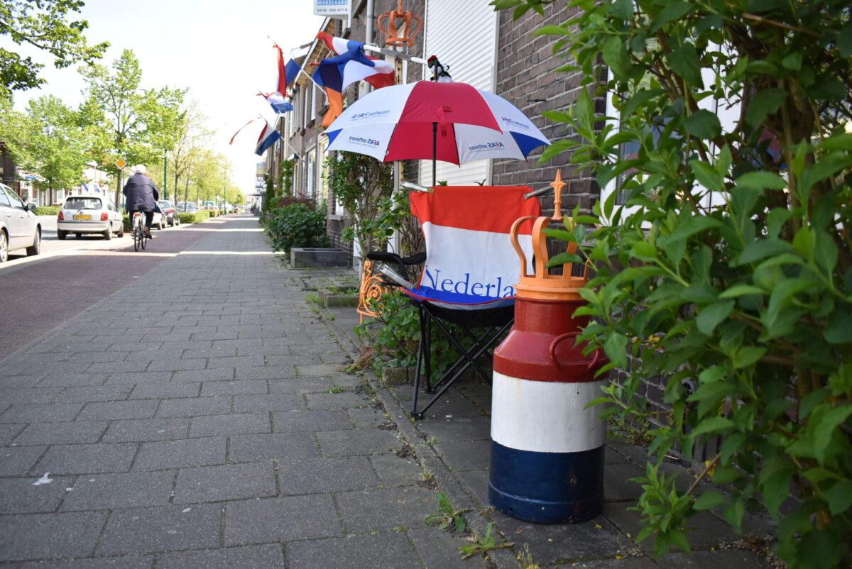 Koningsdag in Veenendaal