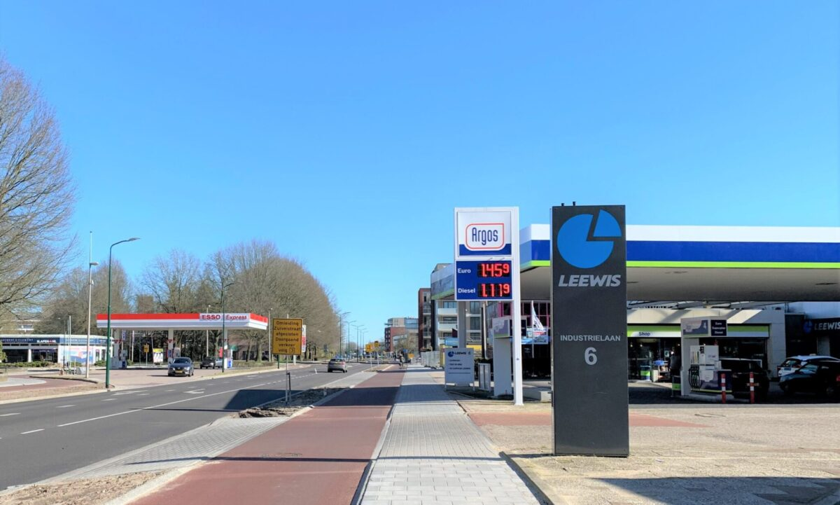 Tankstations Veenendaal