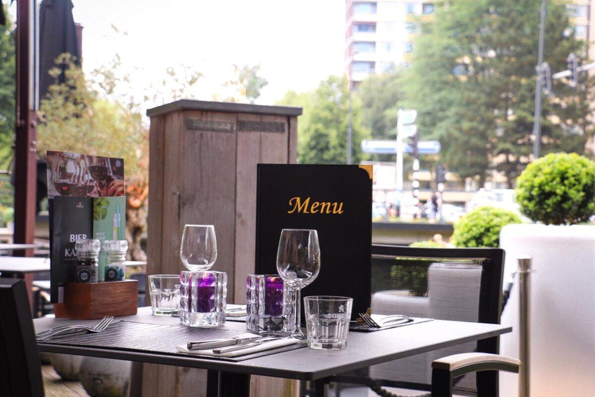 Restaurant Mucha in Veenendaal