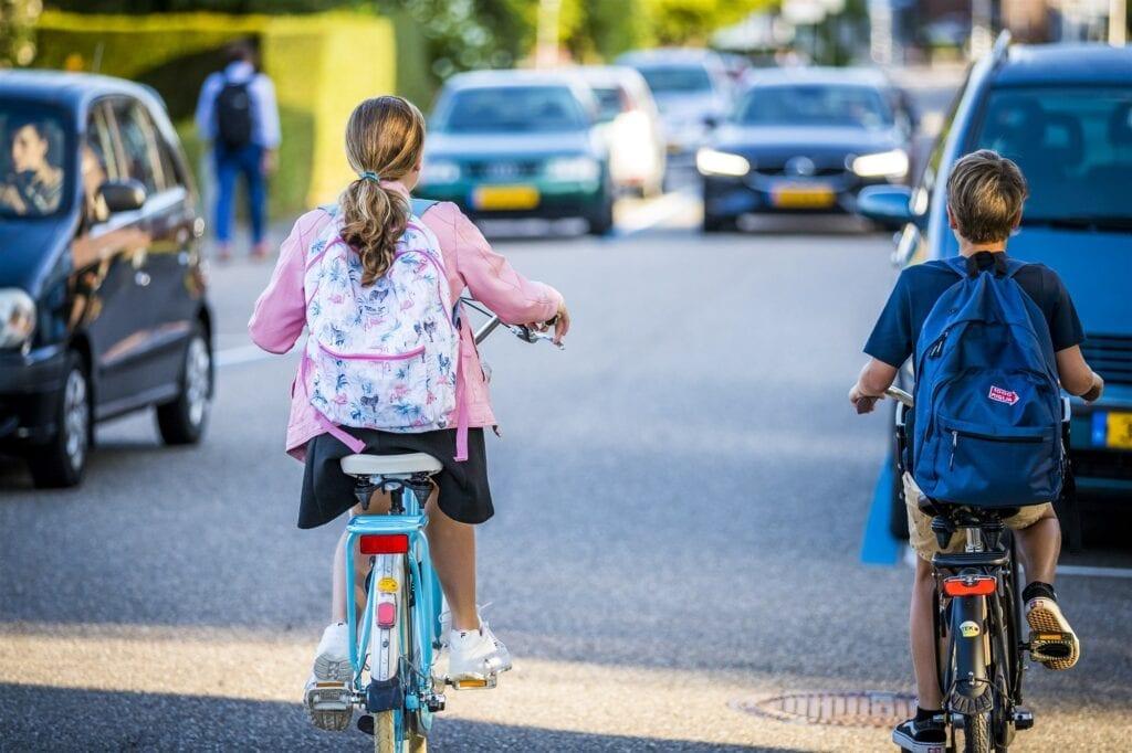 Schoolvakantie in Veenendaal