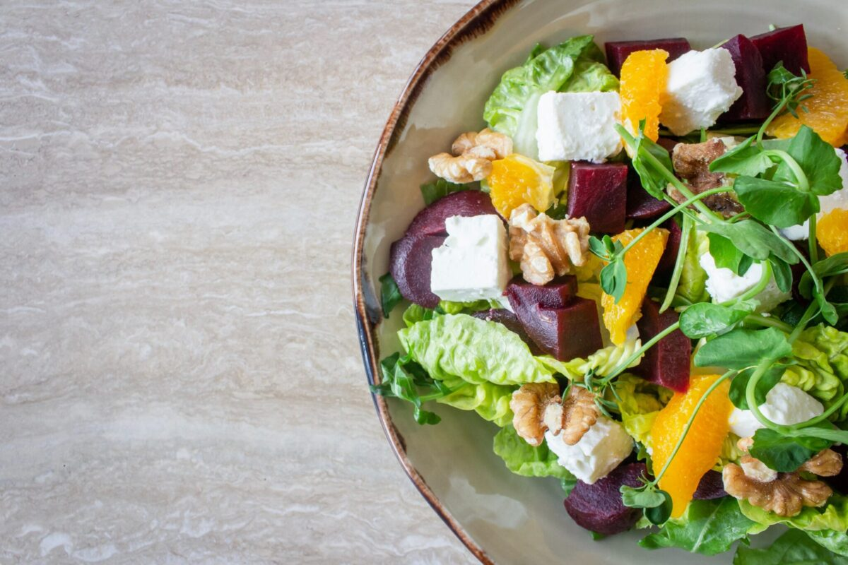 salade wereld vegetarisme dag