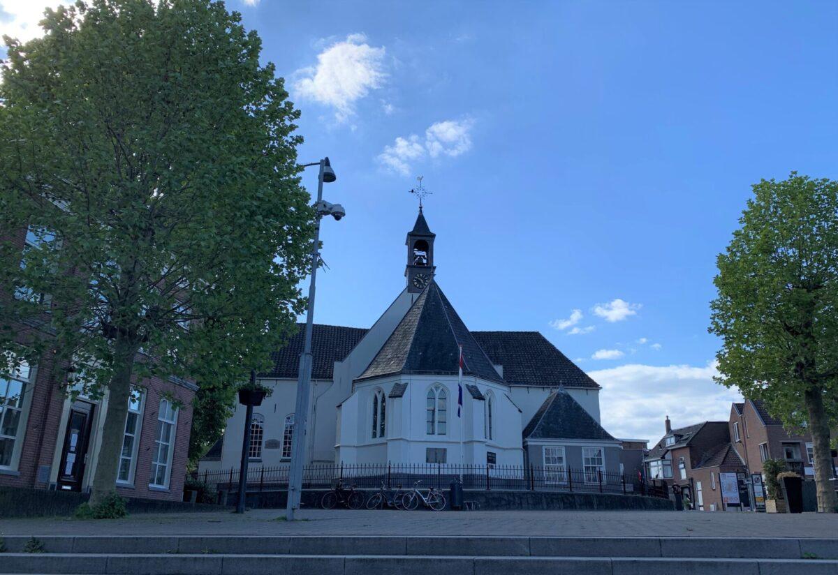 De Oude Kerk in Veenendaal