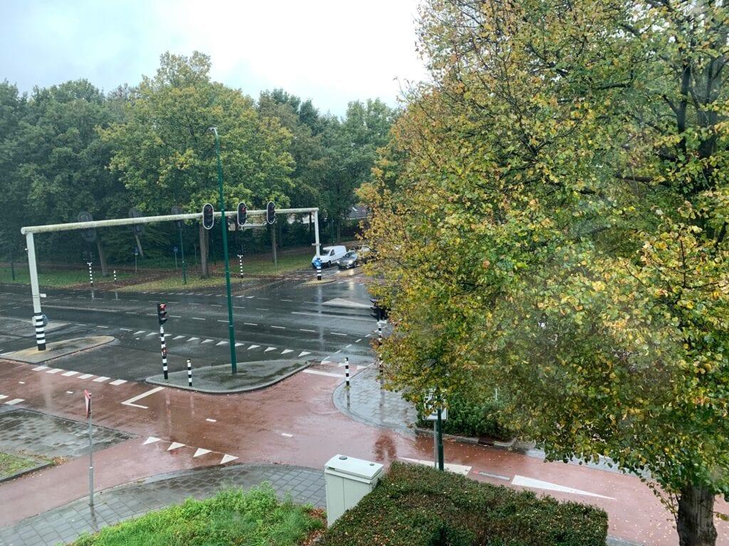 regen in veenendaal