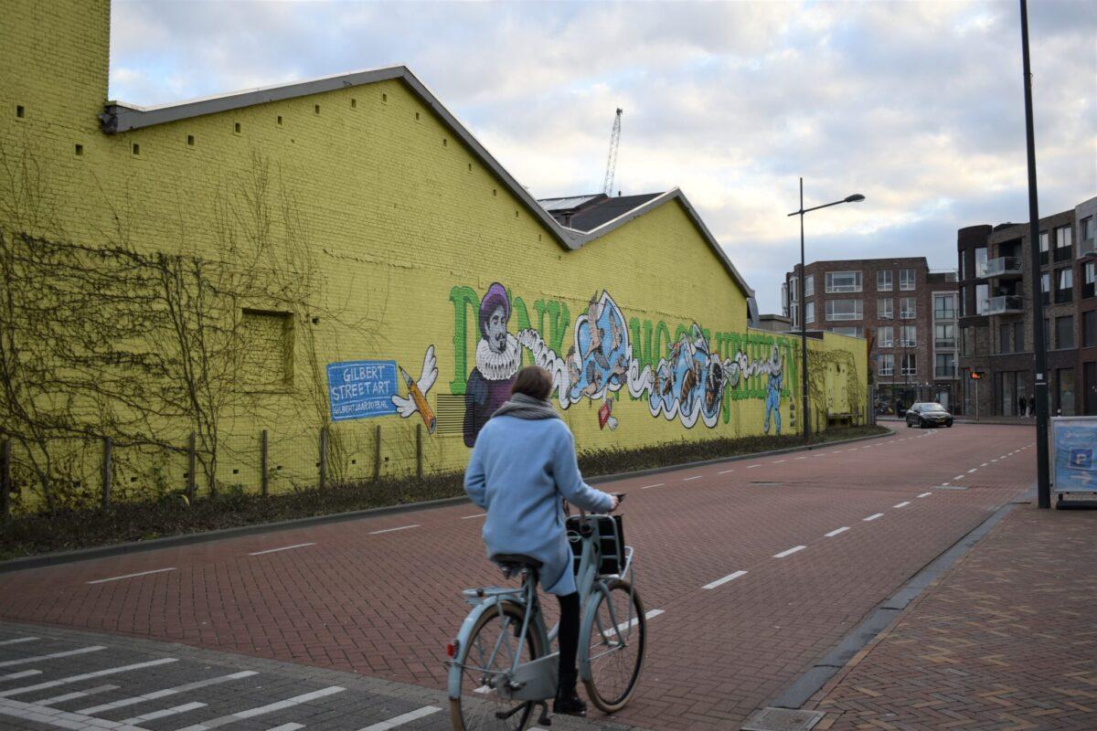 fietsen naar je werk