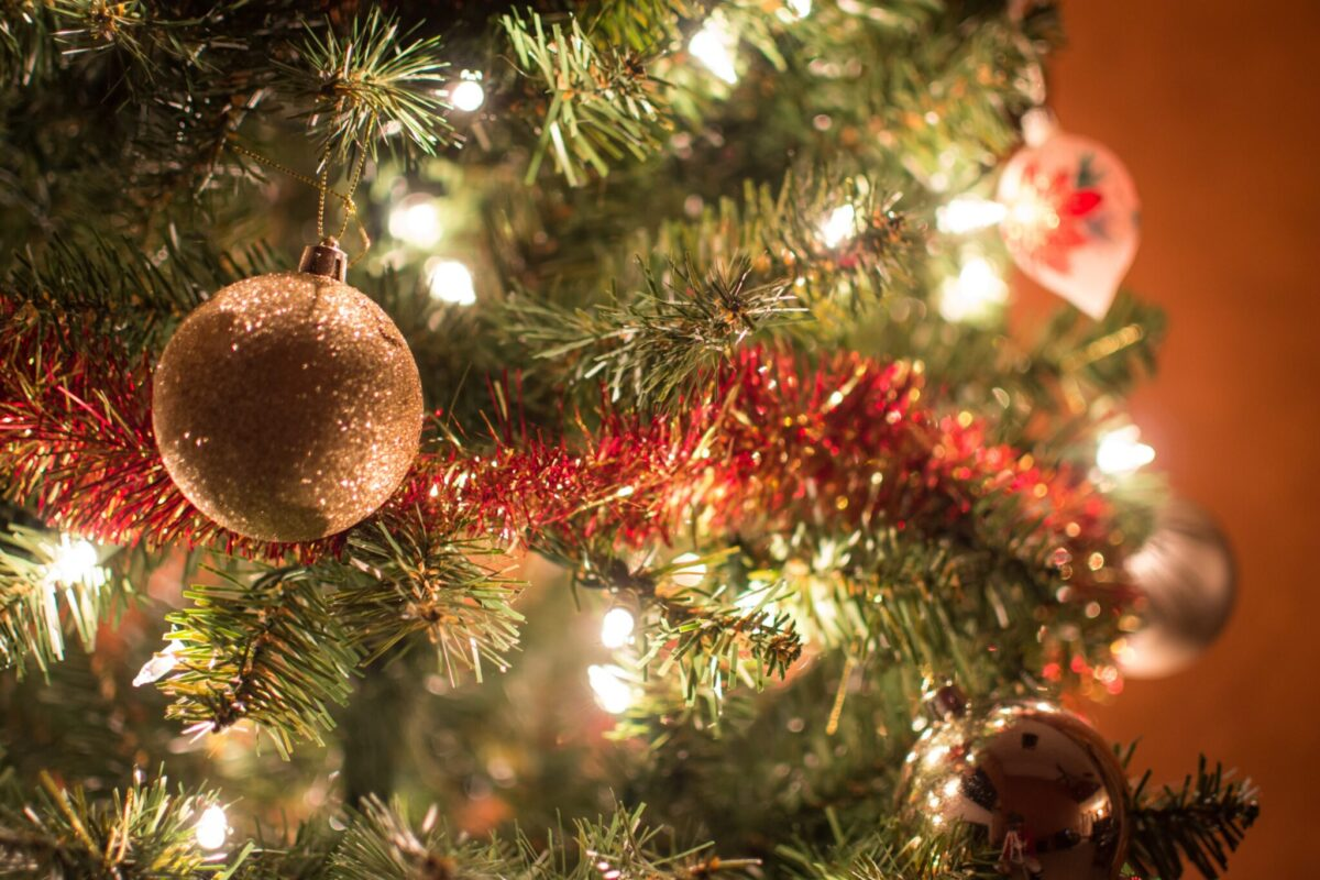 kerstboom netje