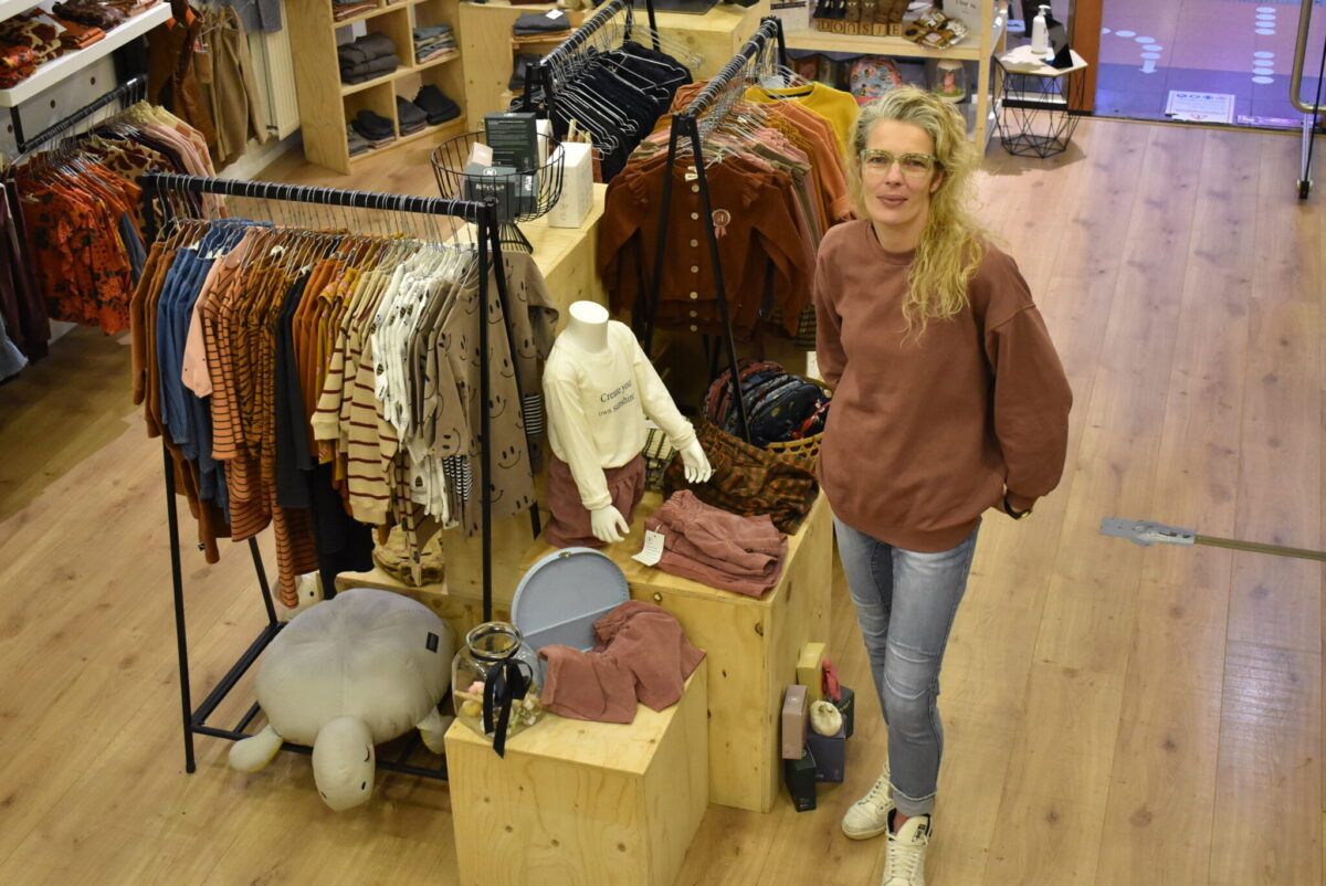 Mum's Closet in winkelpassage De Corridor in Veenendaal