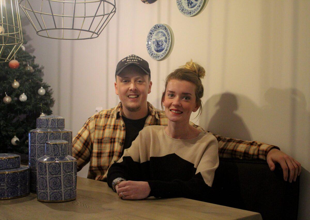 Leon en Tessa wonen in Veenendaal-West