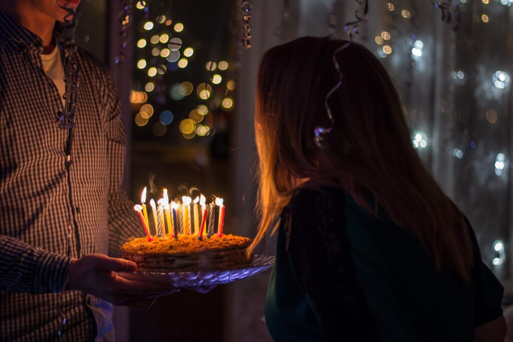 verjaardag oud en nieuw kerst