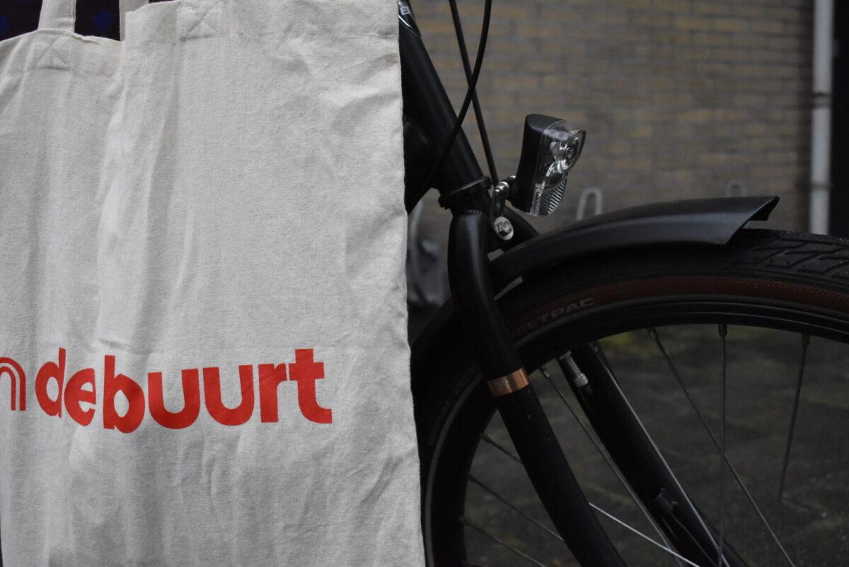 op de fiets naar je werk