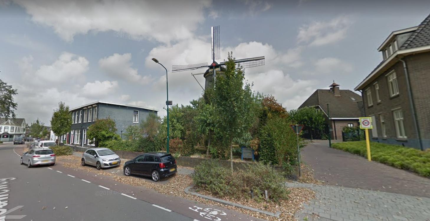 Nieuweweg in Veenendaal