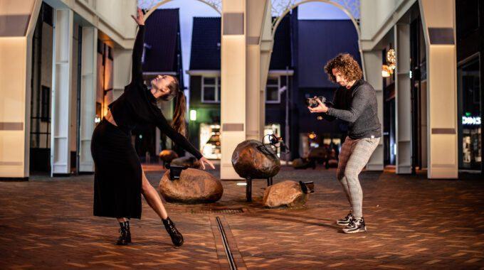 Een Stille Dans van Marianna en Peter