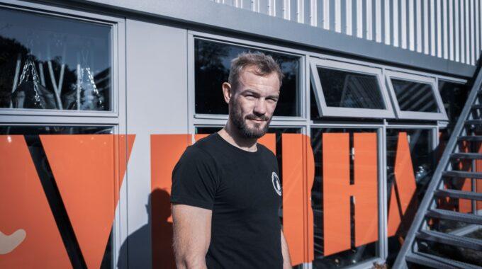 Marcel Verhaar van Kickboxing Verhaar
