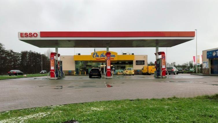 Tankstation Veenendaal