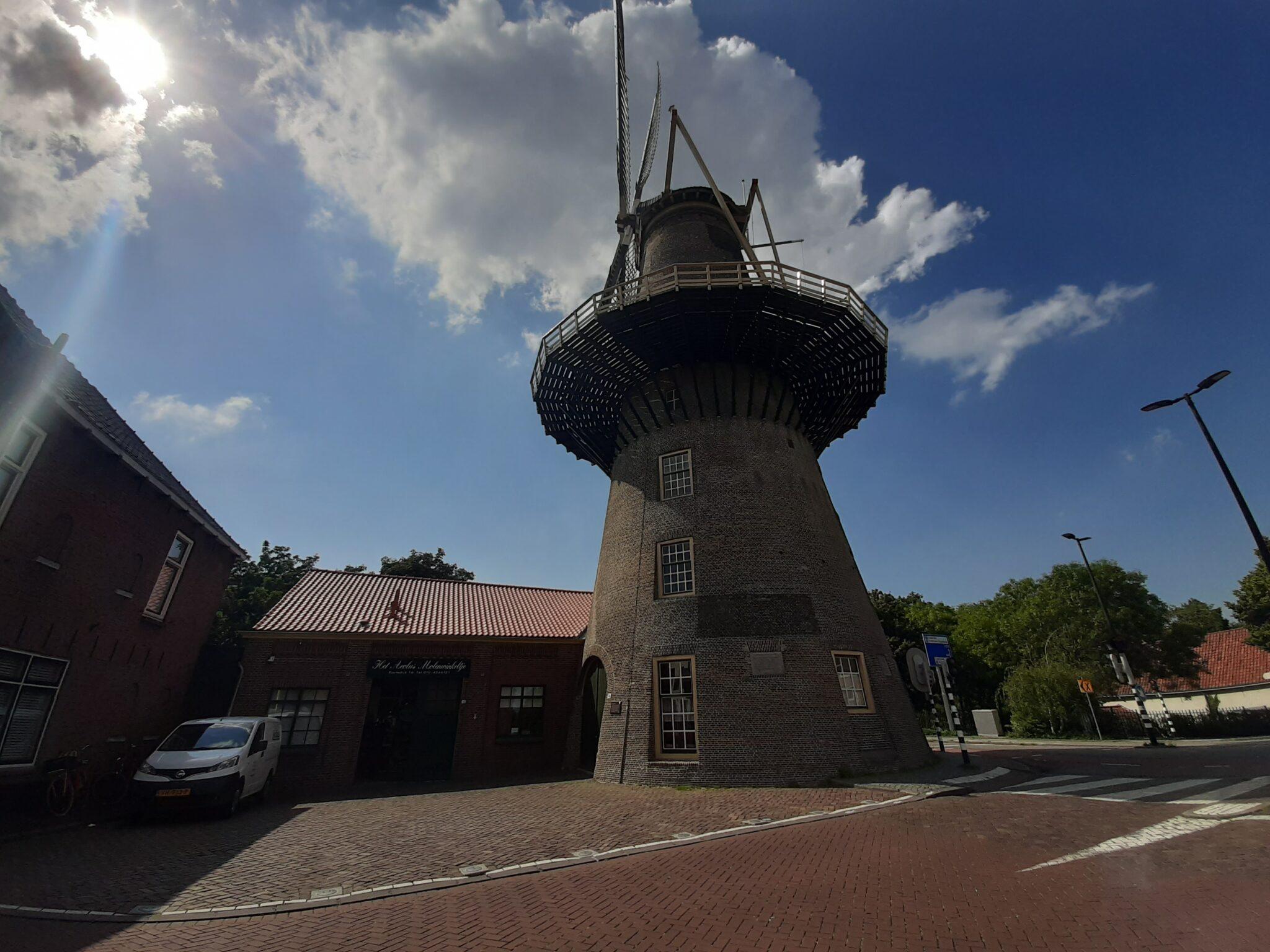 Open monumentendag molen vlaardingen