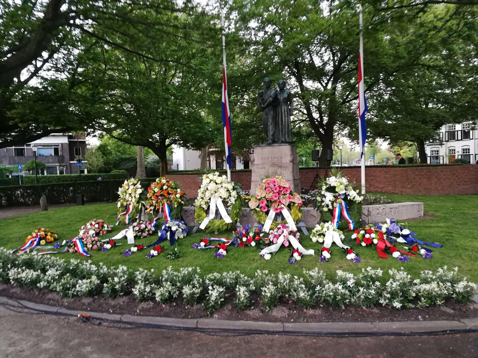 Dodenherdenking en bevrijdingsdag 2020