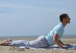 Michel van Yogacentrum Vlaardingen