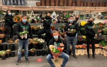 Plantenbeurs Hogendorplaan