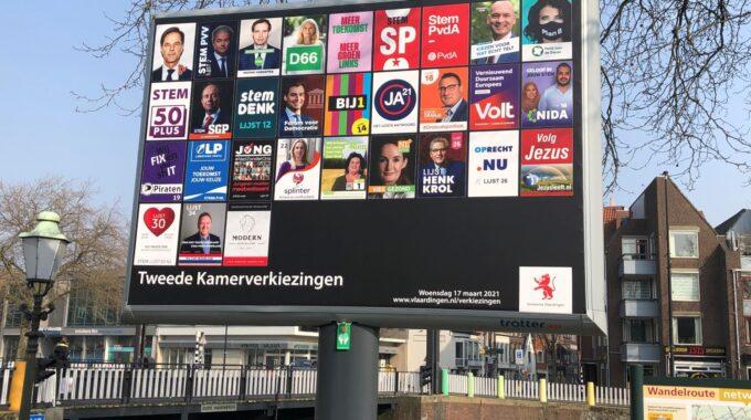 uitslag tweede kamerverkiezingen 2021 vlaardingen
