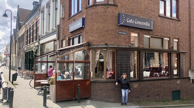café concordia vlaardingen