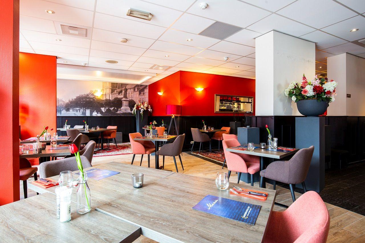 Maastricht 2. Restaurant in Bastion Hotel Maastricht (Foto Bastion Hotels)
