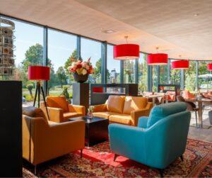 Haarlem 2 - De lounge in Bastion Hotel Haarlem Velsen (Foto Bastion Hotels)