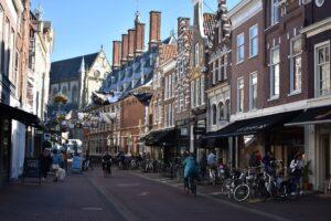Haarlem 1 - Een van de Gouden Straatjes (Foto indebuurt)