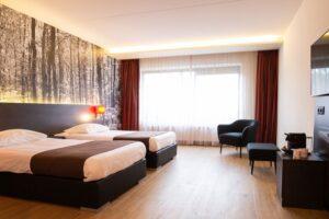 Apeldoorn 4. Deluxe kamer in Bastion Hotel Apeldoorn (Foto Bastion Hotels)