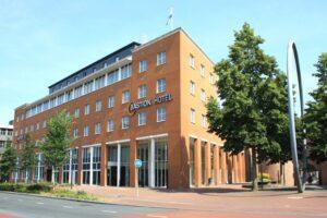 Arnhem 4. Onderschrift Bastion Hotel Arnhem (Foto Bastion Hotels)