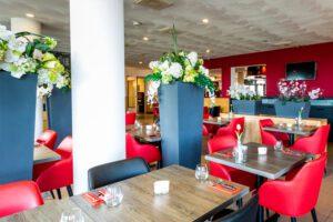 Bastion Groningen 5. Onderschrift_ Restaurant in Bastion Hotel Groningen _ Foto_ Bastion Hotels