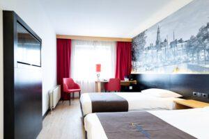 Bastion Groningen 3. Onderschrift_ Comfort kamer in Bastion Hotel Groningen _ Foto_ Bastion Hotels