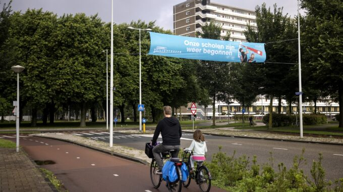 Onveilige fietsroutes