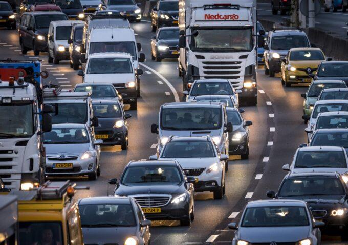 autoverkeer