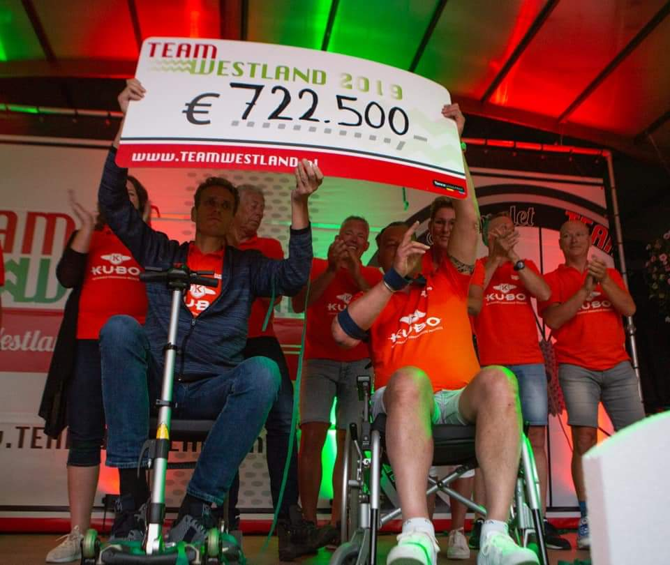 Team Westland Tourmalet