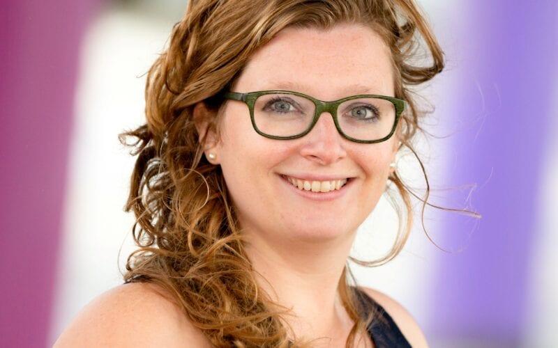Sanne Bakker uit 's-Gravenzande