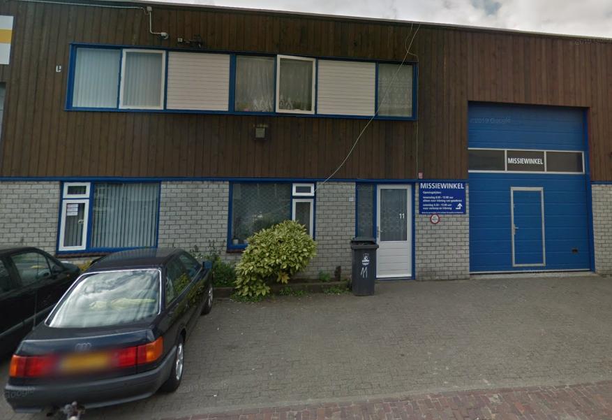 Missiewinkel Honselersdijk Kringloopwinkels Westland