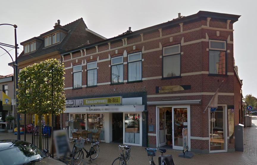 Kringloopwinkel Re-Sell 's-Gravenzande Kringloopwinkels Westland