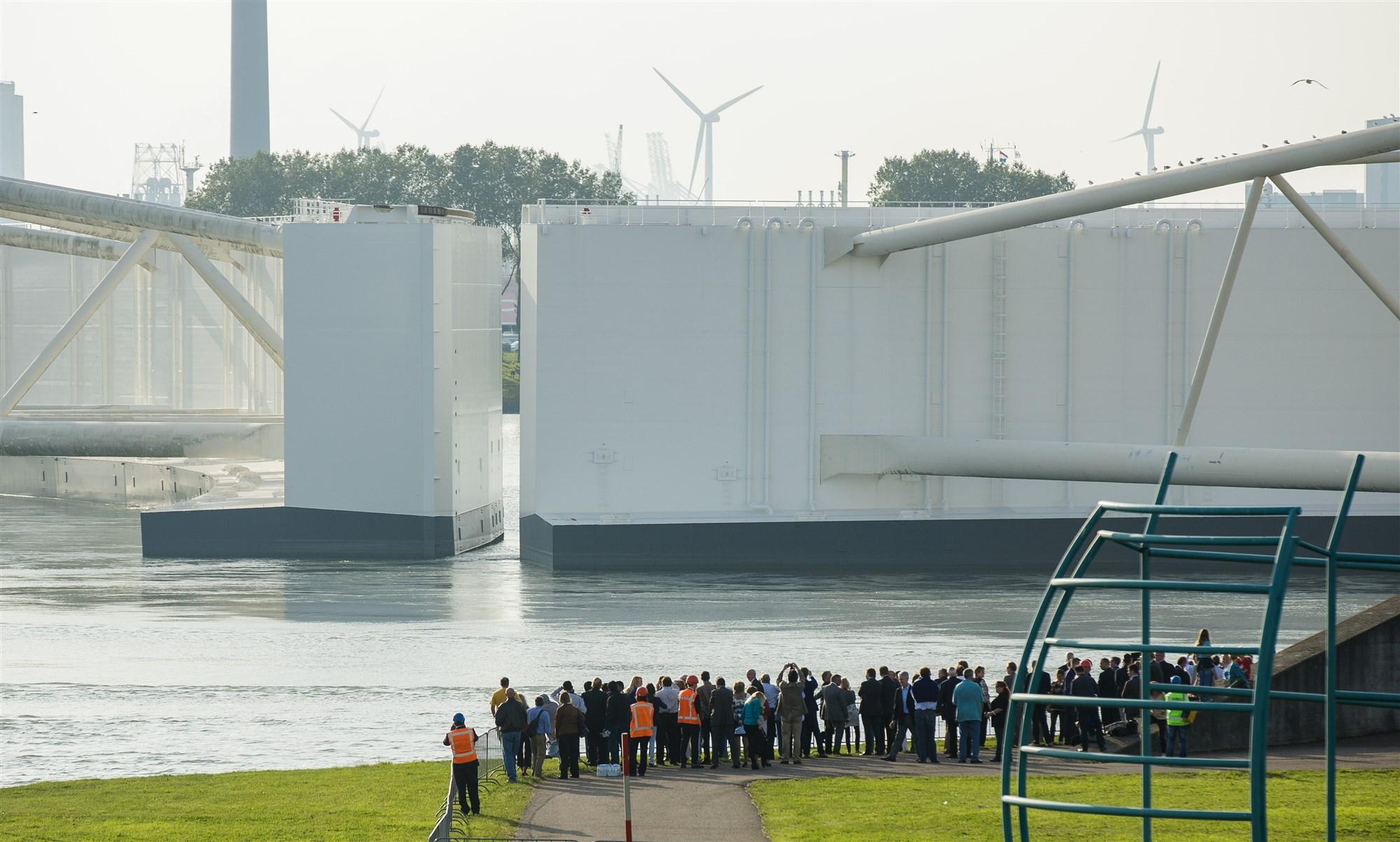 Maeslantkering Hoek van Holland
