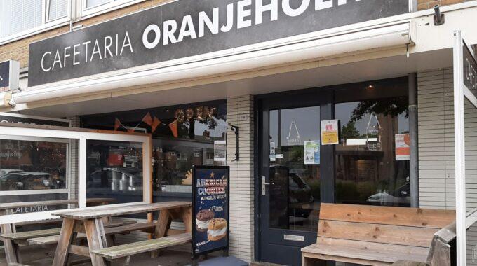 Cafetaria Oranjehoek 's-Gravenzande foto indebuurt Westland