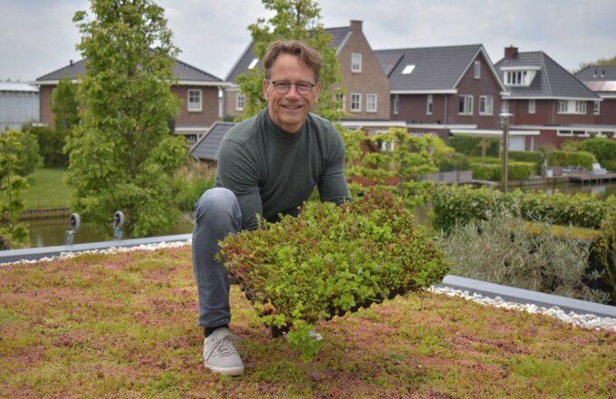 Interpolis artikel groendaken - John van der Wel