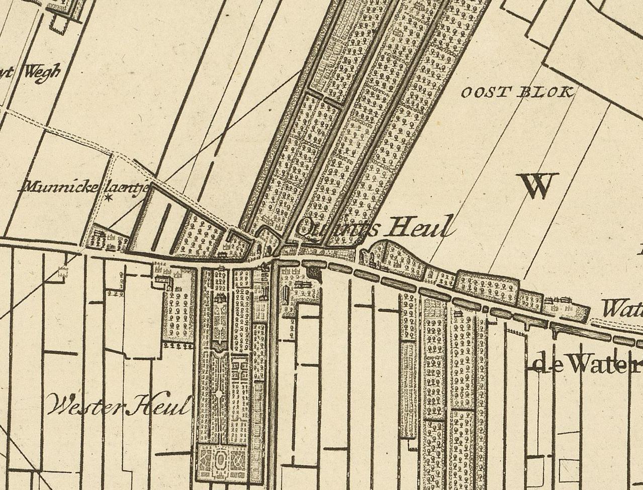 Kaart Kwintsheul