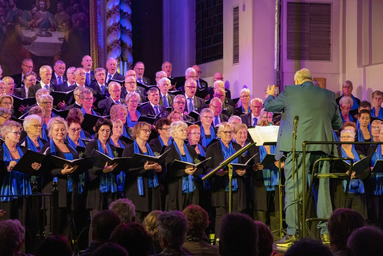 WKV Musica, optreden Machutuskerk 2019 (1)