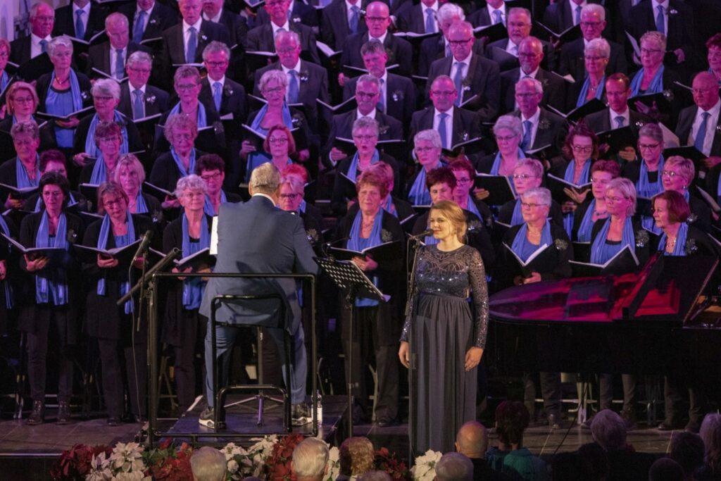 WKV Musica, optreden Machutuskerk 2019 (2)