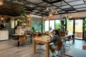 Groenrijk ' Haantje - Tuincafé 1