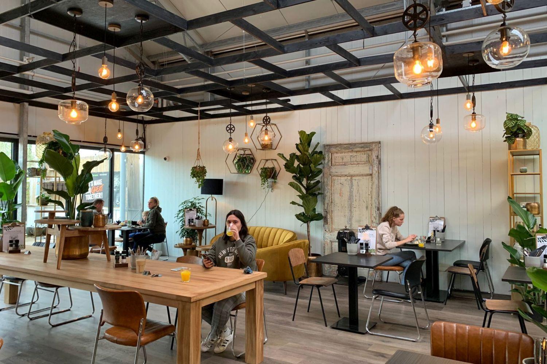 Groenrijk ' Haantje - Tuincafé 2