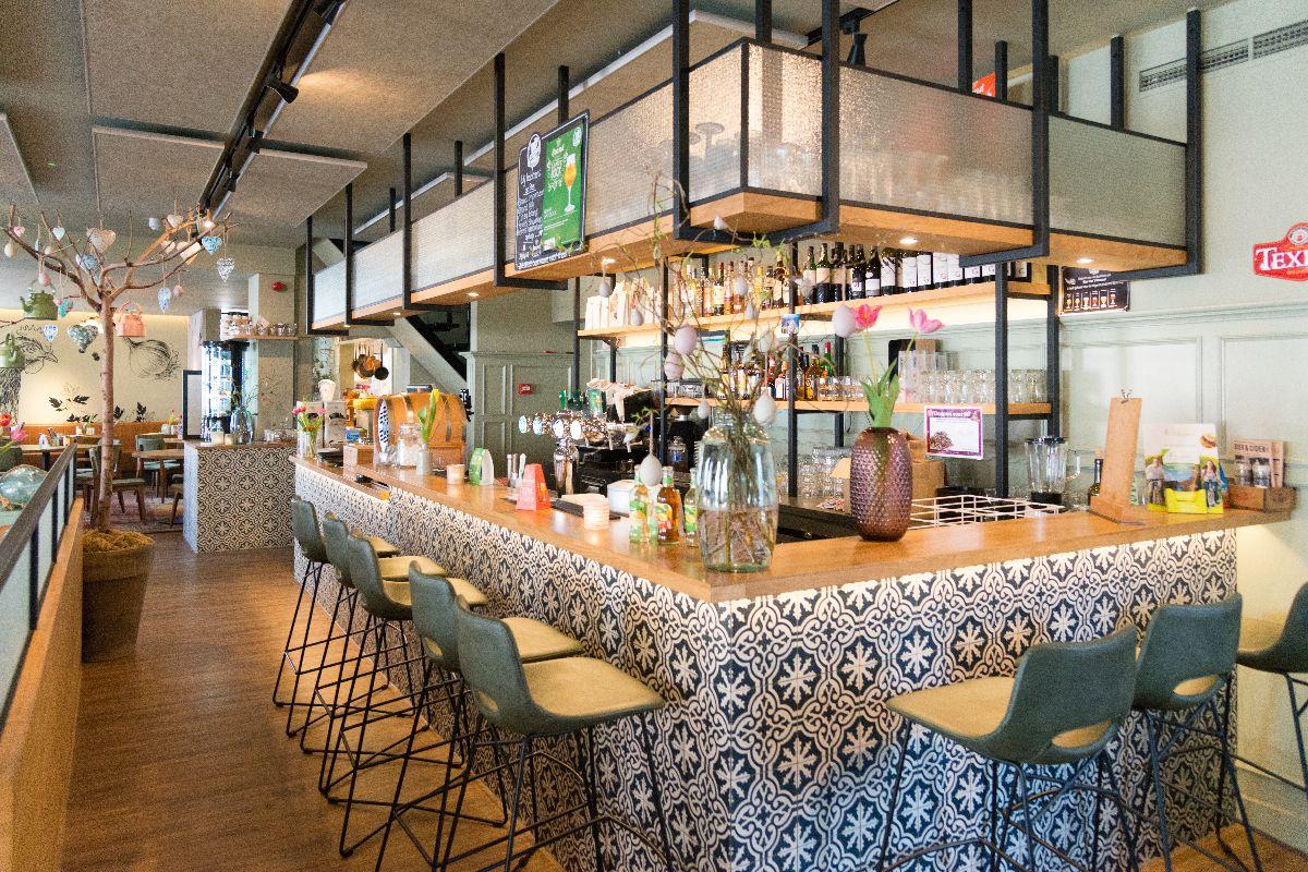 Plein 7 Woerden restaurant Kerkplein centrum