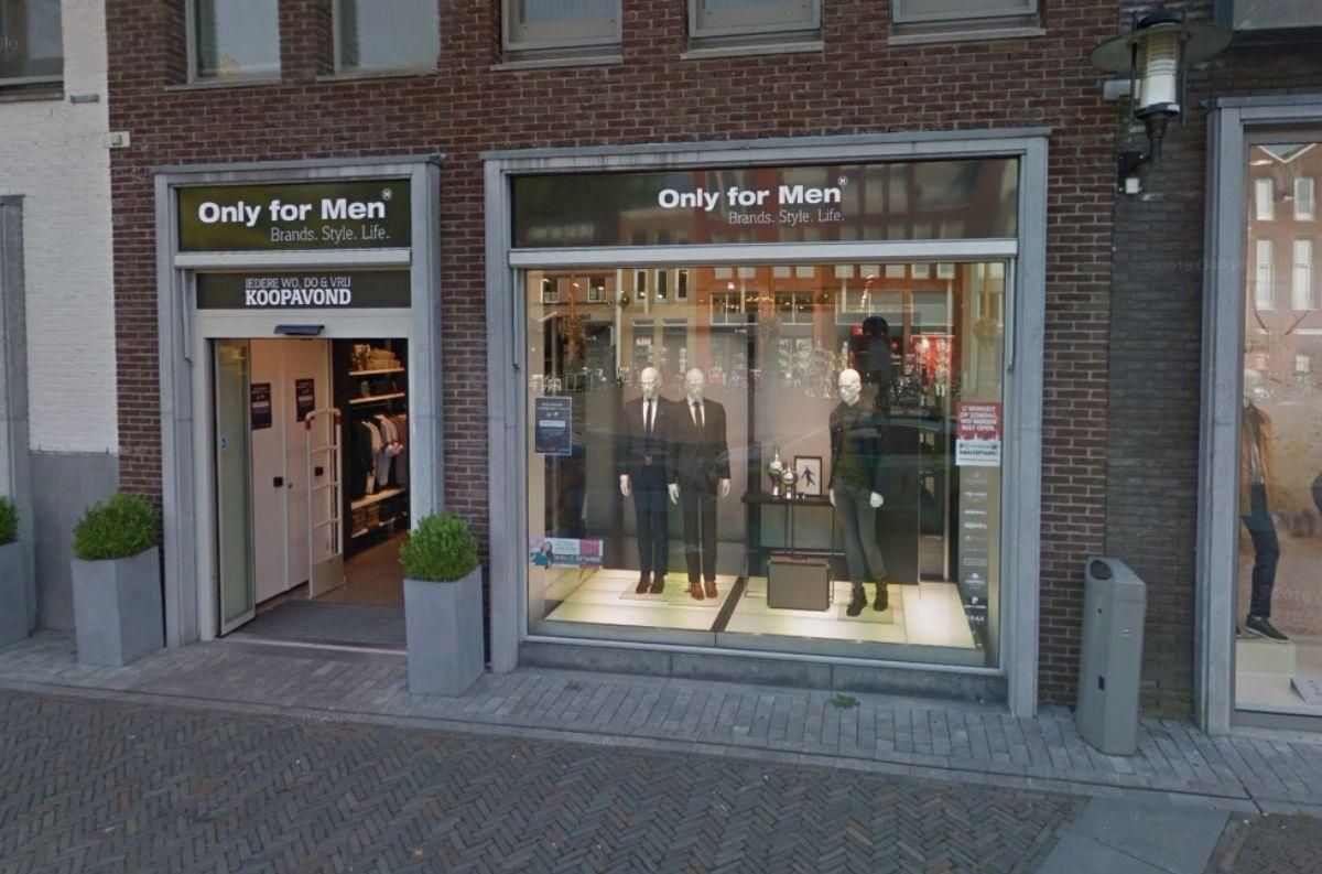 Only for Men Woerden Kerkplein