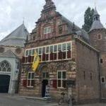 Stadsmuseum oude stadhuis schandpaal